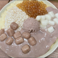 新北市美食 餐廳 飲料、甜品 剉冰、豆花 阿爸の芋圓 照片
