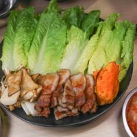 高雄市前鎮區-美食-油蔥酥韓國烤肉村