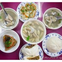 新北市 美食 評鑑 中式料理 小吃 阿德師 懷念的豬腸湯
