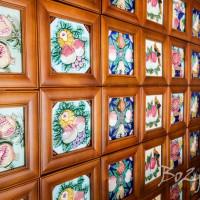 嘉義市東區-美食-台灣花磚博物館