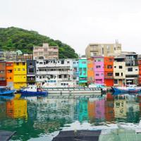 基隆市 休閒旅遊 景點 海邊港口 正濱漁港 照片