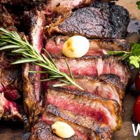 食肉控注意!肉商軍火庫強勢推出一公斤牛排挑戰你對「吃肉」的極致要求。