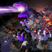 哥吉拉鐵粉暴動了!日本史上最強「怪獸之王 哥吉拉特展」6/30攻佔松菸,台灣獨家1:1電影場景限時打卡。