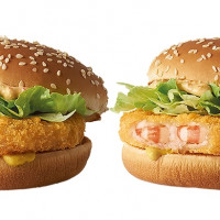 秋天就是要吃海鮮!麥當勞推出全新蝦堡,期間限定只賣一個月,海鮮控沒跟到會生氣。