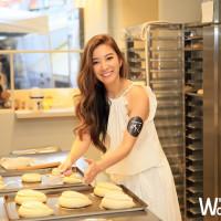 台灣高山茶不只是喝的到品質更能引領時尚風!女星許維恩擔任一日店長,大推不二茶舖。