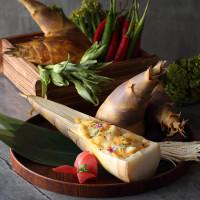 新北五星品牌Mega自助餐推出「綠竹筍饗宴」,讓消費者吃到飽也能吃到「新鮮在地農產」。