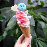 就算寒流來襲也要拍!IG網紅製造機「Thinking Bar 思考吧」全新力作,超萌「粉紅毛怪霜淇淋」搶攻IG版面。