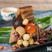 萬華人搶先吃!凱達大飯店首次推出「家宴寶島粽」,融合台灣各地美食風味,再加碼萬華人獨享九折優惠。