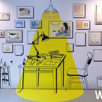 亞洲插畫年度大賞第一站!插畫迷擠爆「松山文創園區1號倉庫」,17個國家250位創作帶你一起用插畫改變世界。