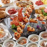 2018台灣美食展,台北福華推出老饕一定要知道「美膳饗宴」,再加碼「聯合食藝餐券」下殺5.5折起。