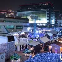 全台網紅、網美、YouTuber洗版就靠「迪士尼冰雪奇緣嘉年華」!11/30全台唯一必拍12公尺冰晶魔法聖誕樹,就在台北101水舞廣場。
