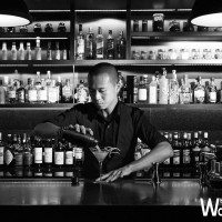 酩帝詩威士忌品牌大使John Ng快閃客座amba意舍酒店隱藏式酒吧「mud」!