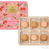 草莓控先囤貨再說!日本甜點控秒殺「GODIVA雙重草莓夾心餅」限量登台,讓你雙手奉上荷包君。