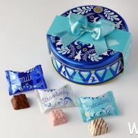 日本甜點控尖叫了!銀座夢幻西點SHISEIDO PARLOUR限期閃亮登台,人氣商品「花椿餅乾」期間限定開賣。