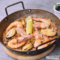 午餐也能大魚大肉!「MVSA西班牙酒莊」商業午餐300元有找!就是要讓你上班也能笑嘻嘻!