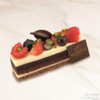 螞蟻人千萬別錯過!GODIVA「比利時巧克力蛋糕」首次登台,下午茶組只要360元!