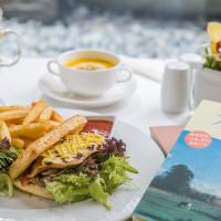 大地酒店好漾微旅行!來一場與書和溫泉美食的慢活約會,高CP值優惠57折起