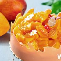 現在吃芒果剛剛好!福華點心坊推出必吃「日式芒果蛋糕捲」搶攻甜點市場,打造甜點控必吃三款仲夏鮮芒蛋糕。