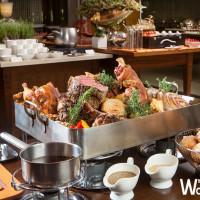 旅展價先搶先贏!2018台北國際觀光博覽會,台北君悅酒店線上旅展早鳥優惠首波餐券買10送1。