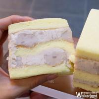 台北芋頭控晚來就搶不到!高雄最夯「不二緻果」台北一號店試營運,350條冠軍芋泥蛋糕四小時搶購一空。