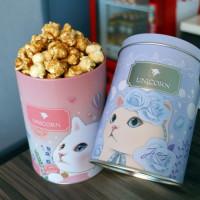 貓奴快現身!UNICORN與「 Choo Choo Cat 」甜蜜聯名,吃爆米花也要讓你萌得不要不要。