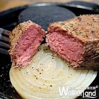肉肉控快開動!主打肉食主義「肉亭わたみ」一號店插旗北車,豪邁肉山攻佔北車上班族必吃名單。