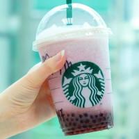 星巴克「珍珠星冰樂」強勢回歸!星巴克「巴西莓優格星冰樂」8/22限量上市,連續19天「星巴克買一送一」等你來玩。