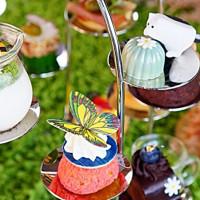 超可愛的秋日花園聯名下午茶!六福萬怡、MAX&Co.跨界聯名 五星級下午茶,讓甜點控捨不得吃。
