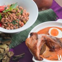 你一定不知道「鮭魚」也可以做出「泰式打拋飯」!聞到就胃口大開的泰式酸辣鮭魚下巴鍋,搶攻泰式料理市場。
