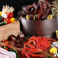 吃到飽食材再升級!美麗信雨林餐廳推出「饕級美味」主題活動,要用豪華食材滿足老饕們的挑剔嘴。