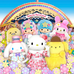 Hello Kitty粉絲絕對不能錯過!快來東京三麗鷗彩虹樂園一起過聖誕節吧。