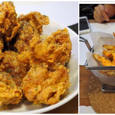 新北市-永和區-頂溪站-Chicken box 韓式炸雞專賣店