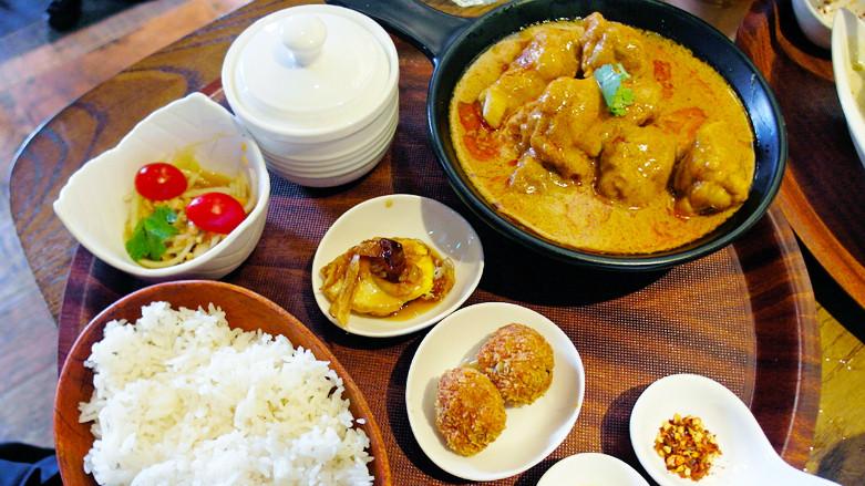 台北市中正區 THAIHAND 右手餐廳