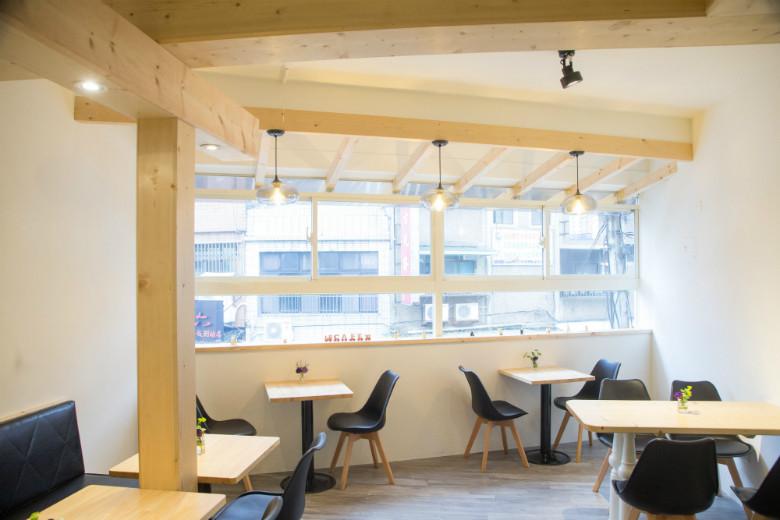 新北市淡水區 白水 café-restaurant